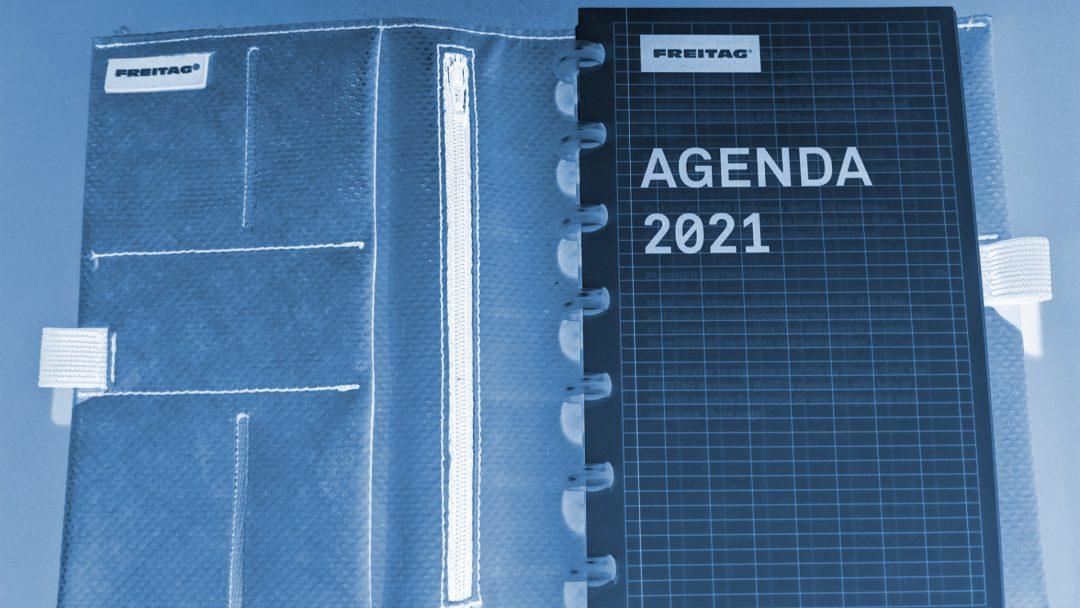 FREITAG Agenda 2021, invertiert
