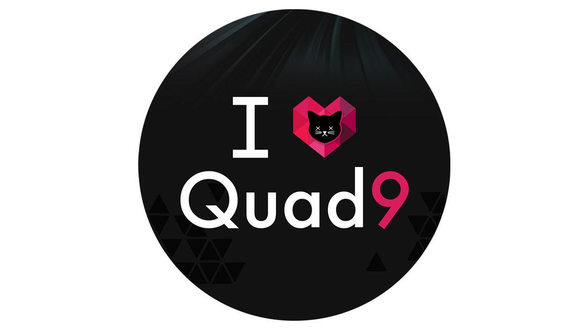 I heart Quad9
